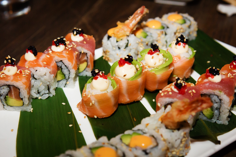 Modern Japanese dining, Umi restaurant