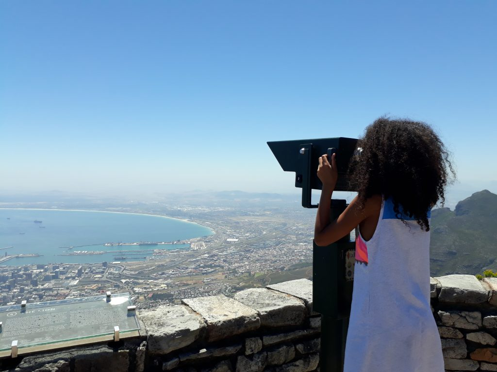 Table Mountain Cableway - Things to do with kids