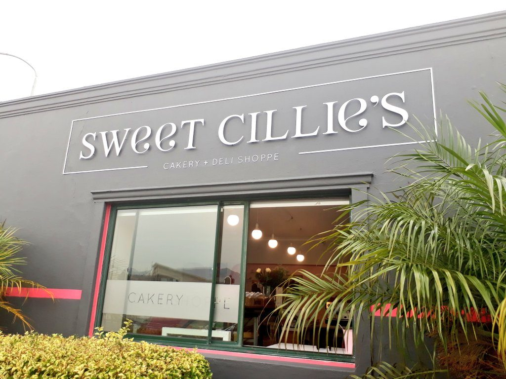 Sweet Cillie's Cakery