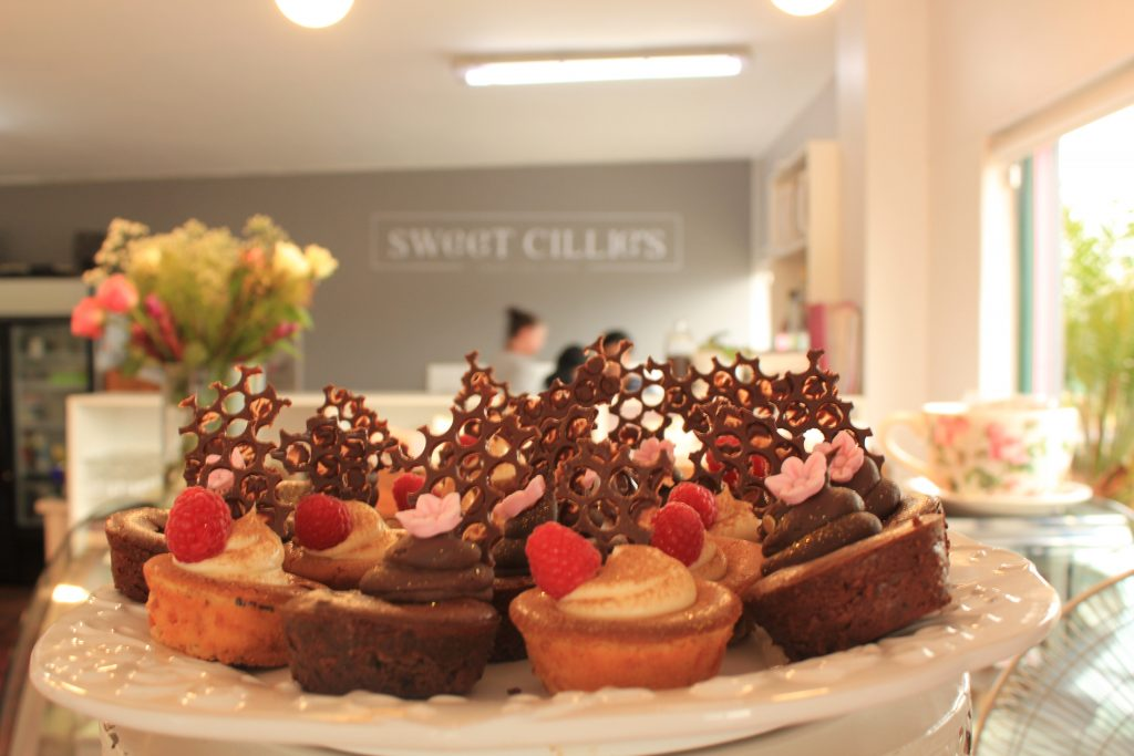 Sweet Cillie's Cakery High Tea